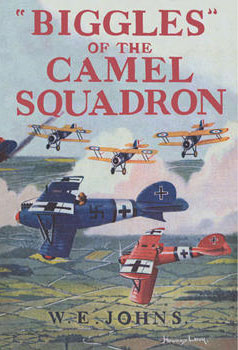Biggles of the Camel Squadron