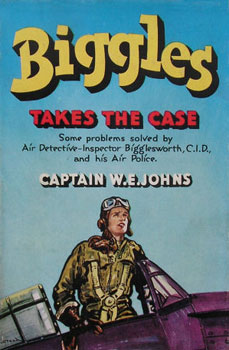 Biggles Takes the Case