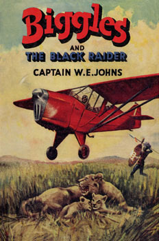 Biggles and the Black Raider