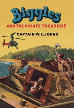 Biggles and the Pirate Treasure