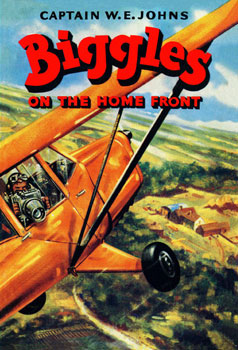 Biggles on the Home Front