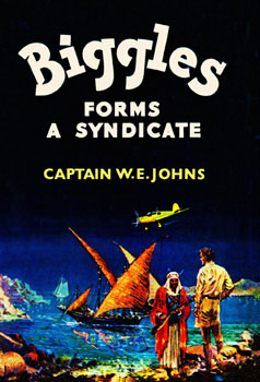 Biggles Forms a Syndicate