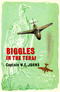Biggles in the Terai