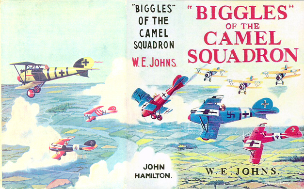 Biggles of the Camel Squadron - Photo for 03-01