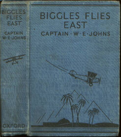 Biggles Flies East - Photo of 07-03