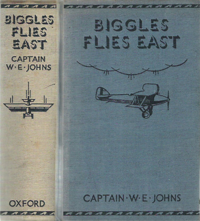 Biggles Flies East - Photo of 07-04