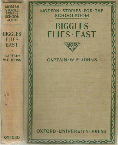 Biggles Flies East - Photo of 07-07