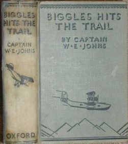 Biggles Hits the Trail - Photo of 08-02