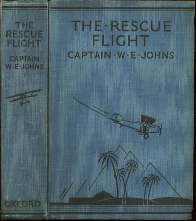 The Rescue Flight - Binding of 16-02