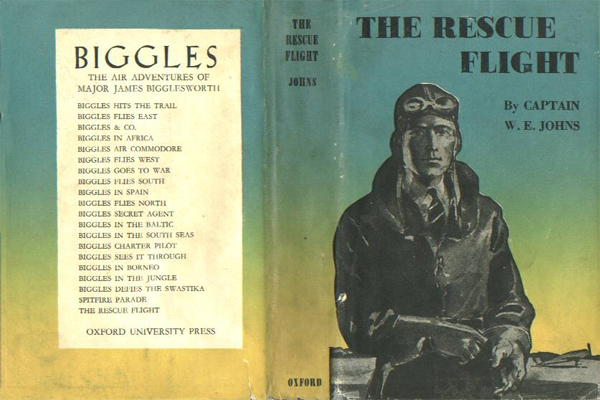 The Rescue Flight - Cover of 16-04