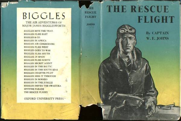 The Rescue Flight - Cover of 16-05