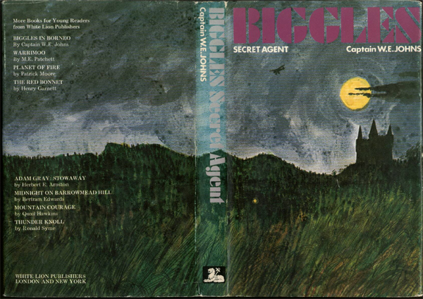 Biggles Secret Agent - Cover of 19-10