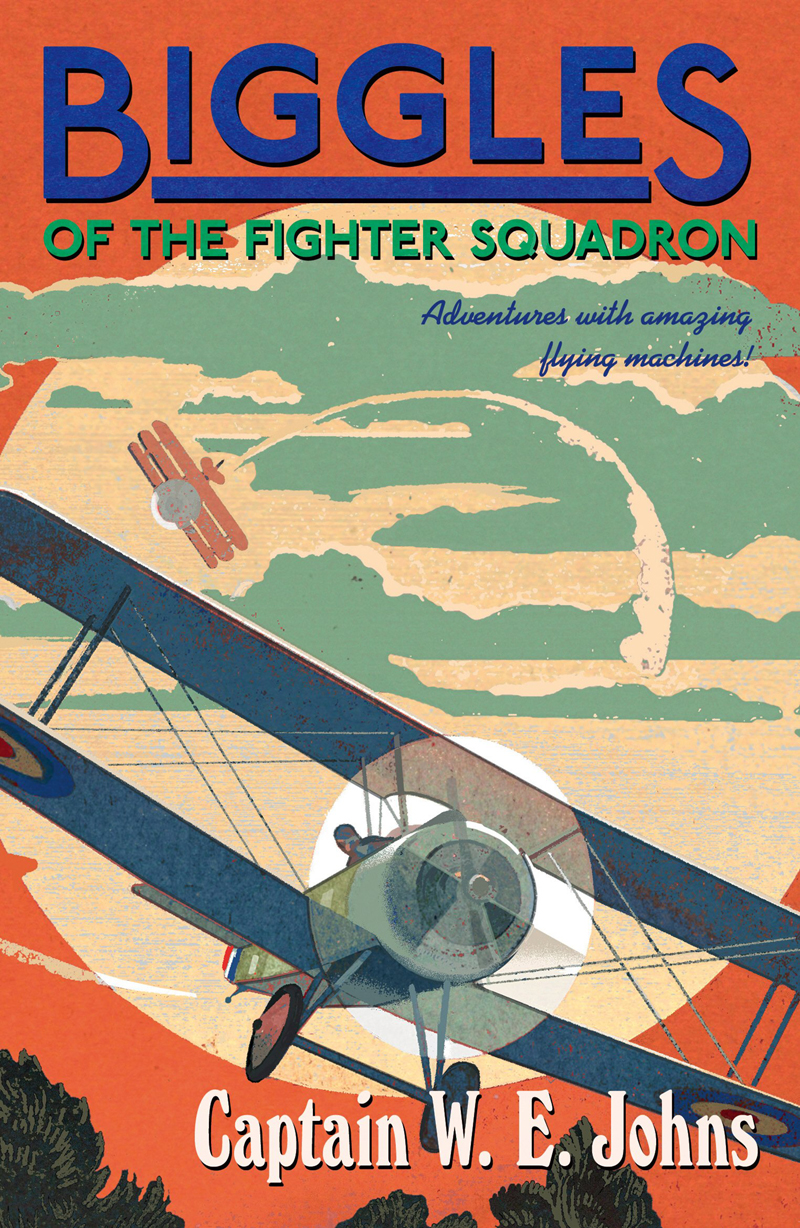 Biggles of the Camel Squadron - Cover of 03-32