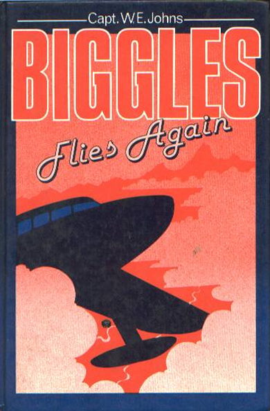 Biggles Flies Again - Cover for 04-22