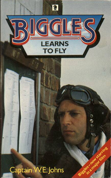Biggles Learns To Fly - Cover for 05-10