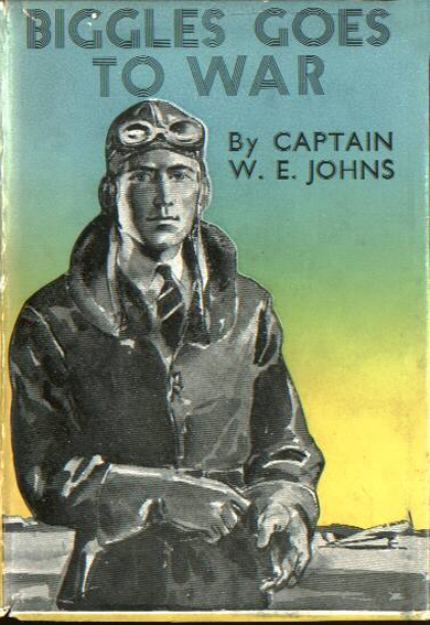 Biggles Goes To War - Cover of 15-02