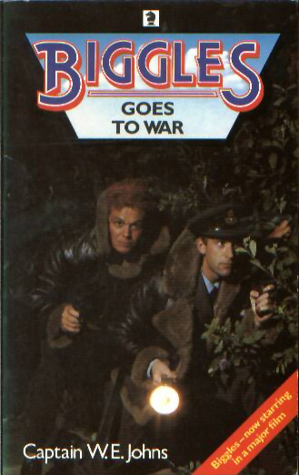 Biggles Goes To War - Cover of 15-20