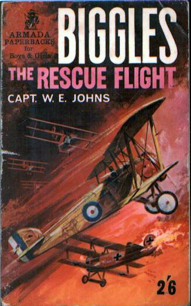 The Rescue Flight - Cover of 16-09