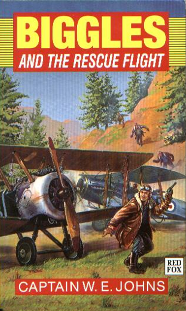 The Rescue Flight - Cover of 16-14