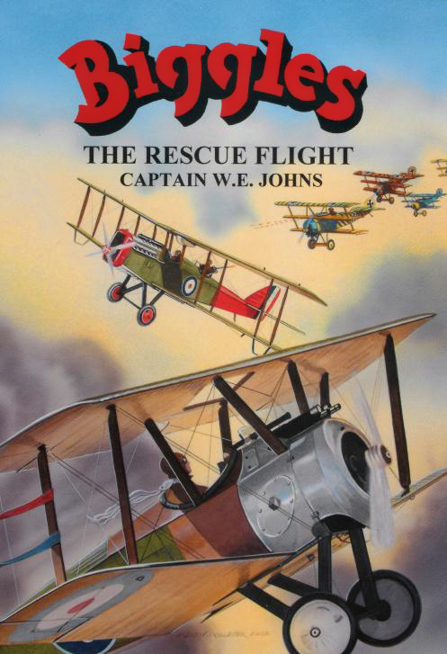 The Rescue Flight - Cover of 16-16