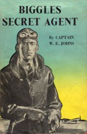 Biggles Secret Agent - Cover of 19-06