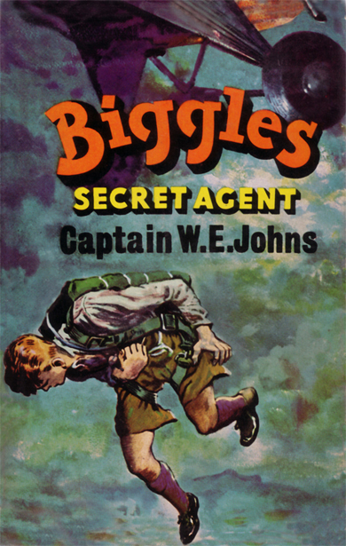 Biggles Secret Agent - Cover of 19-09