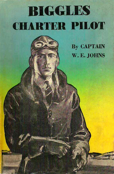 Biggles Charter Pilot - Cover of 27-02