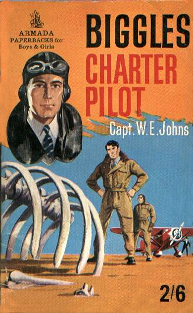 Biggles Charter Pilot - Cover of 27-07