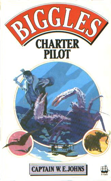 Biggles Charter Pilot - Cover of 27-09
