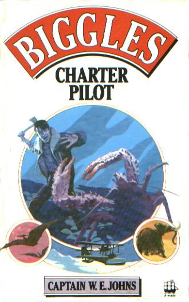 Biggles Charter Pilot - Cover of 27-10