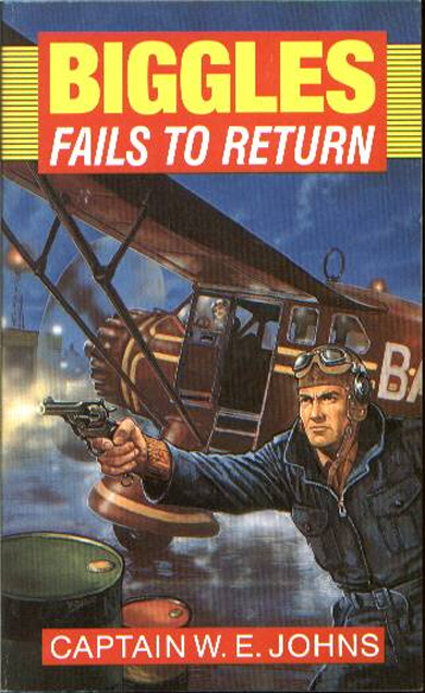 Biggles Fails To Return - Cover of 29-07