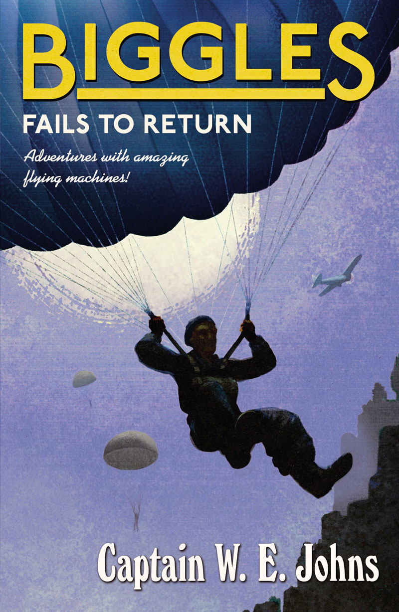 Biggles Fails To Return - Cover of 29-09