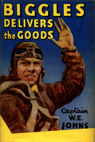 Biggles Delivers the Goods - Cover of 31-01