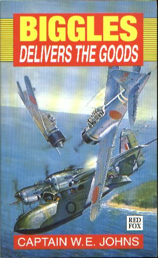 Biggles Delivers the Goods - Cover of 31-09