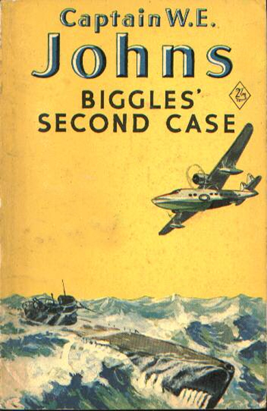 Biggles Second Case - Cover of 33-05