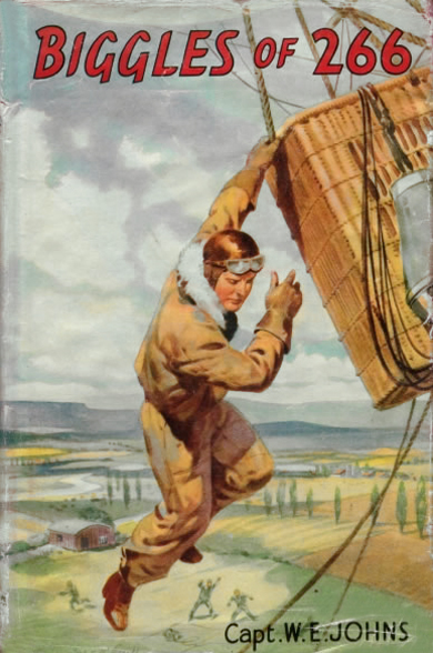 Biggles of 266 - Cover of 54-01
