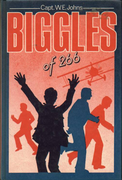 Biggles of 266 - Cover of 54-21