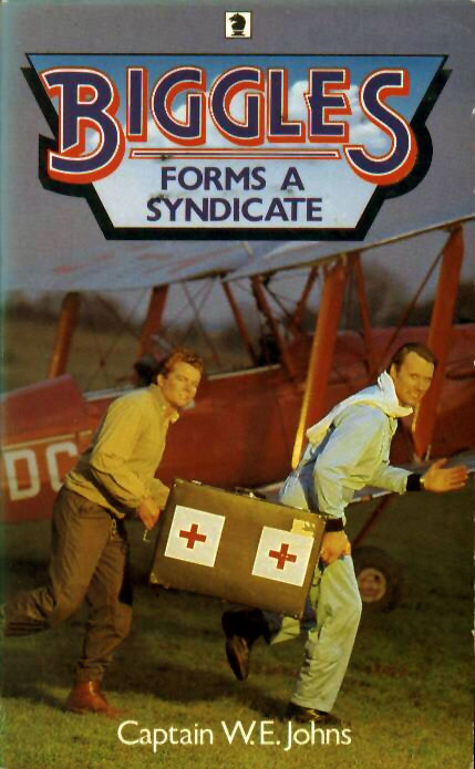 Biggles Forms a Syndicate - Cover of 69-04