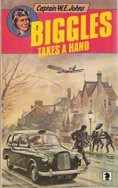 Biggles Takes a Hand - Cover of 75-04