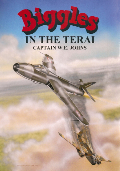 Biggles in the Terai - Cover of 86-07