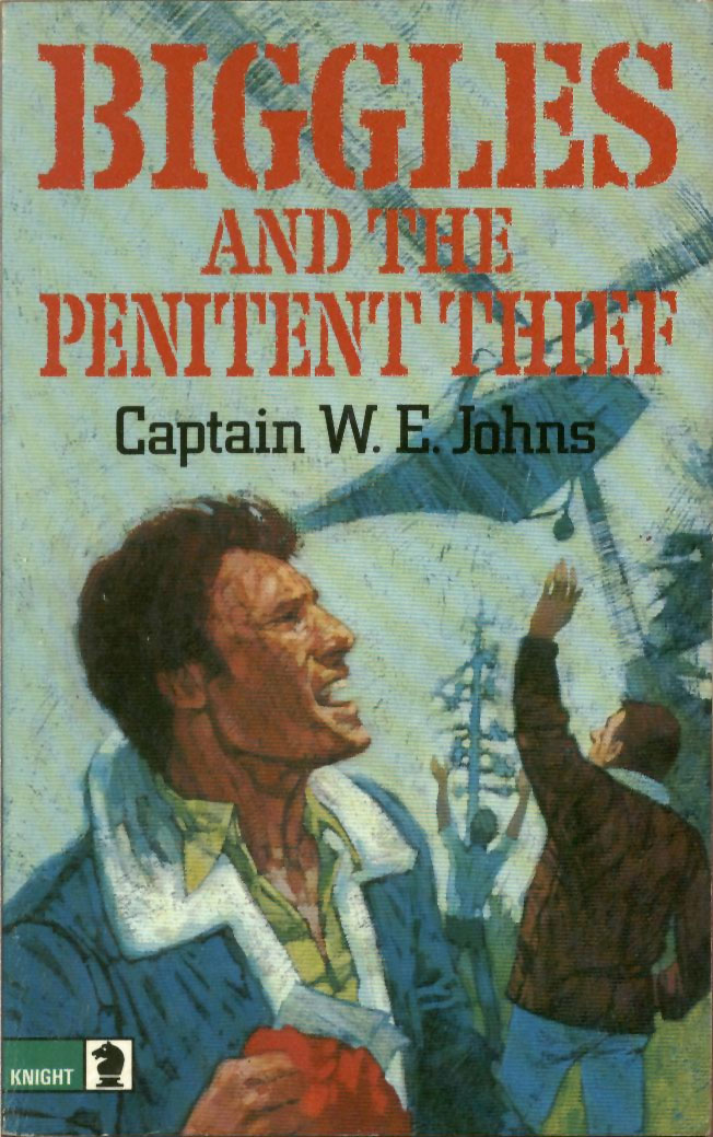 Biggles and the Penitent Thief - Cover of 90-04