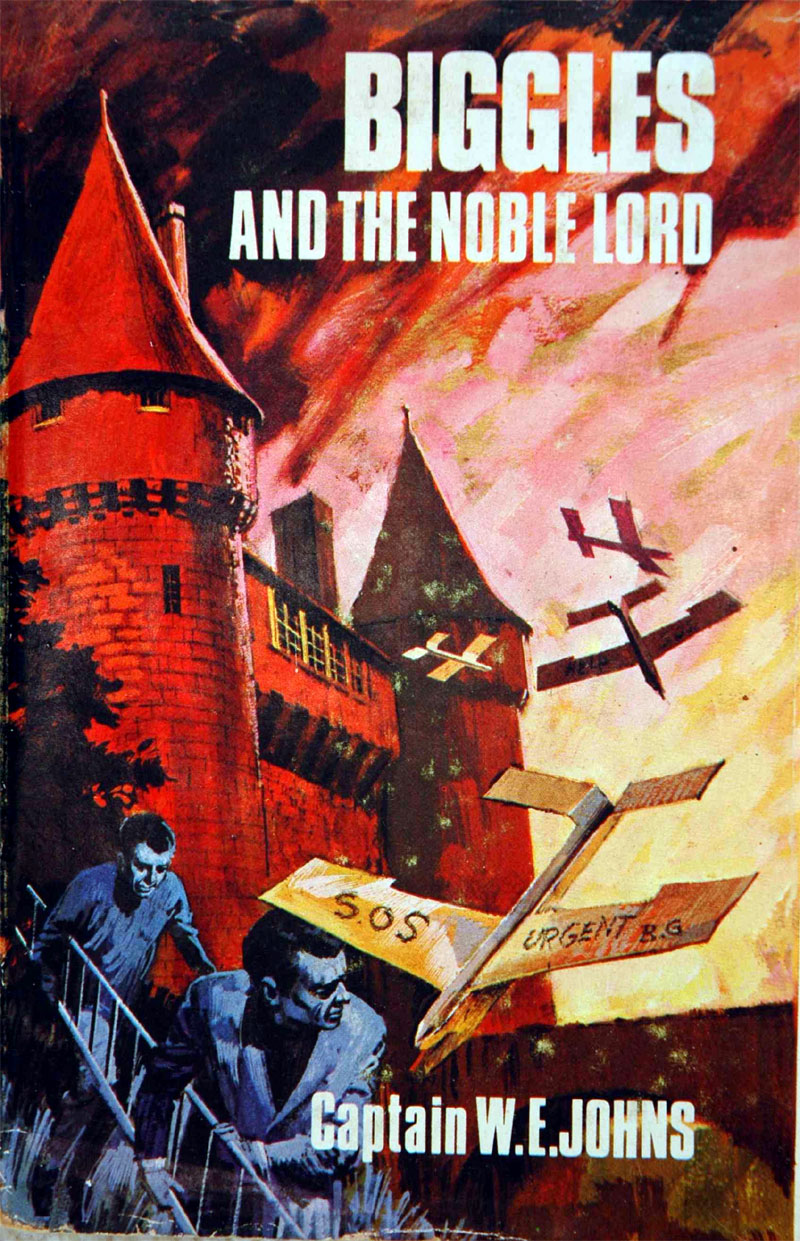 Biggles and the Noble Lord - Cover of 95-01