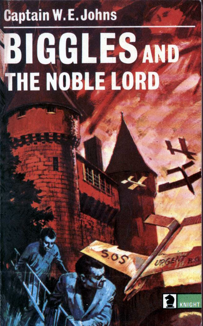Biggles and the Noble Lord - Cover of 95-02