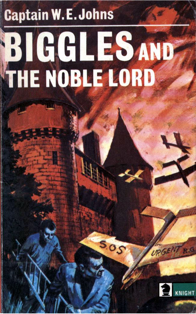 Biggles and the Noble Lord - Cover of 95-03