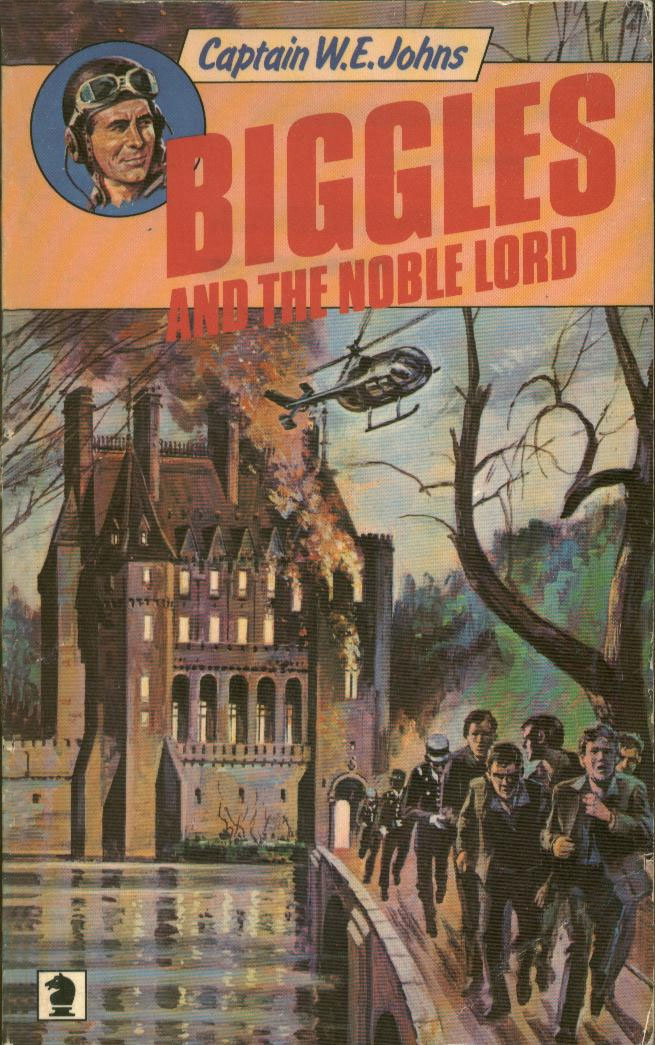 Biggles and the Noble Lord - Cover of 95-04