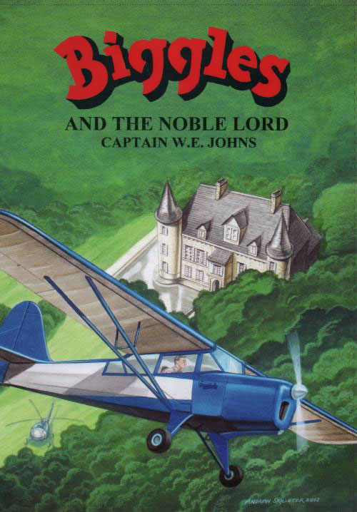Biggles and the Noble Lord - Cover of 95-05