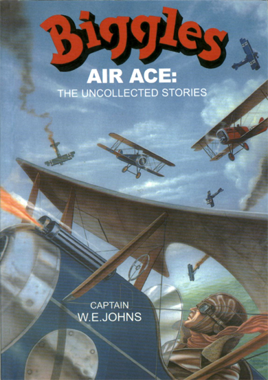 Biggles Air Ace - Cover of 98-01