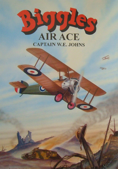 Biggles Air Ace - Cover of 98-02